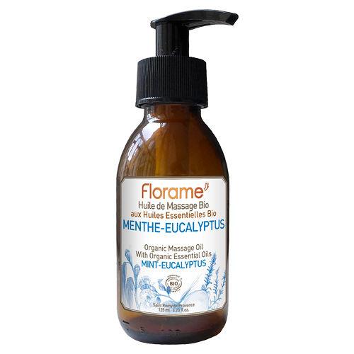 ~Florame法恩~Menthe~Eucalyptus自在呼吸按摩油120ml