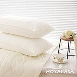 《HOYACASA漫步雲端》獨立筒枕頭(3M布彈力舒柔枕) 一入