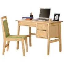 HAPPYHOME 達拉3.3尺實木桌椅組335-2