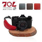 70L DSLR Hand Strap DHS01 真皮單眼相機手腕帶(附快拆板)-微單可用