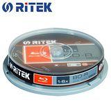 錸德 Ritek 藍光 Blu-ray X版 BD-R 6X 25GB 布丁桶裝(30片)
