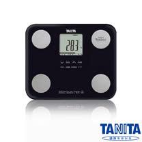 日本TANITA 七合一羽量輕巧體組成計BC751-高貴黑