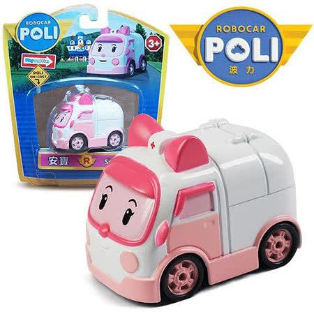【POLI 變形車系列】合金車 安寶 RB83163