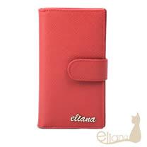 eliana - Amore系列信用卡夾(甜莓紅)EN122W12RD