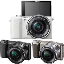 SONY A5100L 16-50mm單鏡組(公司貨)-送32G 記憶卡+專用電池+座充+復古皮套+清潔組+保護貼+讀卡機+迷你腳架