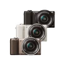 SONY A5100L 16-50mm單鏡組(公司貨)-送64G 記憶卡+專用電池+座充+復古皮套+清潔組+保護貼+讀卡機+迷你腳架