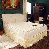 TOTOMI 防蹣紓眠正三線獨立筒4尺單人加大床墊