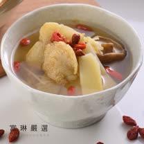【富琳嚴選】 猴頭菇湯 (300g/盒) 三盒入