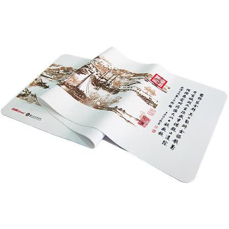 清明上河圖 長形桌旗巾 (禮盒組)