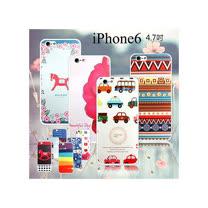 VXTRA  iPhone6 4.7吋 藝術彩繪保護殼 背蓋