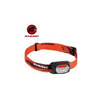 【瑞士 MAMMUT 長毛象】T-Trail 60流明 高亮度輕量LED頭燈_00312-0001 黑
