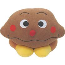 【波克貓哈日網】麵包超人系列◇午睡枕造型抱枕◇《咖哩麵包超人》