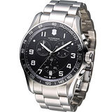 Victorinox 維氏 超時空經典XLS 計時腕錶 VISA-241650