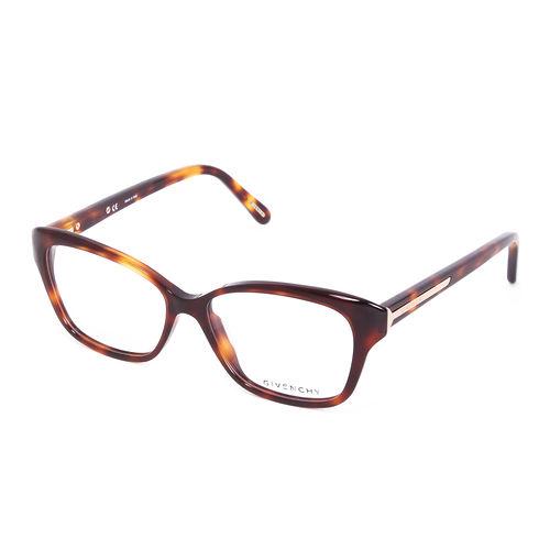GIVENCHY 法國魅力紀梵希都會玩酷系列平光眼鏡 琥珀  GIVGV8590748
