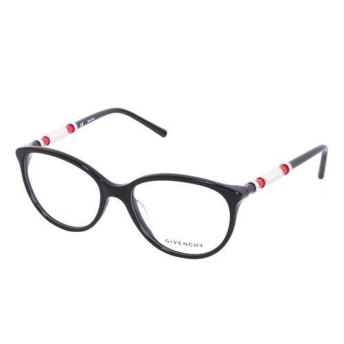 GIVENCHY 法國魅力紀梵希 都會系列光學眼鏡 黑 GIVGV8610700