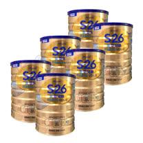 惠氏 S-26 金幼兒樂1-3歲幼兒成長奶粉1600g (六罐入)