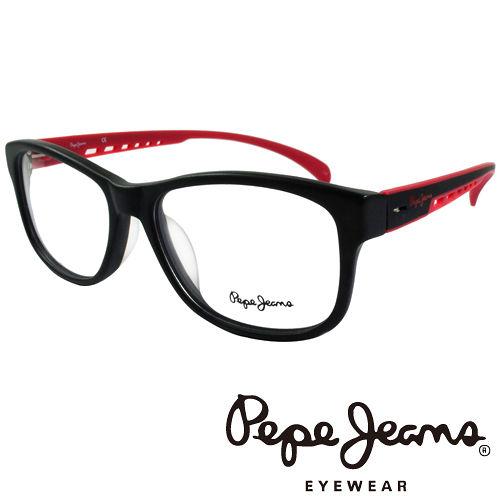 Pepe Jeans 英倫 簡約風格 光學鏡框 紅 PJ3131~1~C1