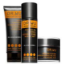 DR.WU 男性深層潔淨爽膚組