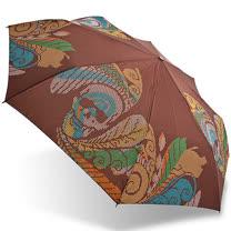 【rainstory】南美風情抗UV雙人省力自動傘