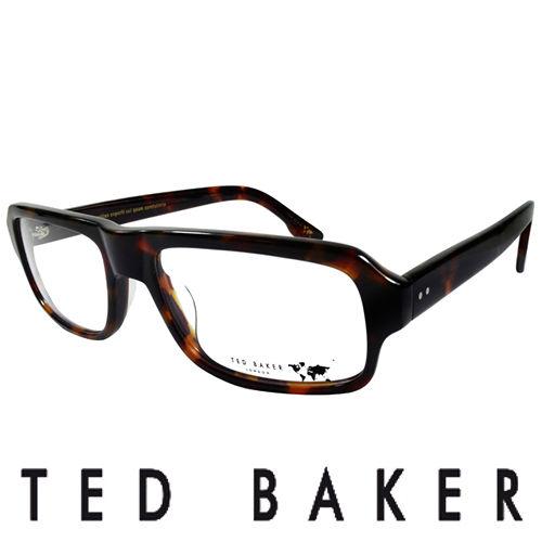 TED BAKER 倫敦  眼鏡  琥珀  TBG012~178