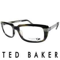 TED BAKER 英國城市魅力造型眼鏡(灰) TBG013-908