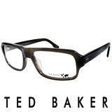 TED BAKER 倫敦經典個性造型眼鏡 (灰) TBG012-922