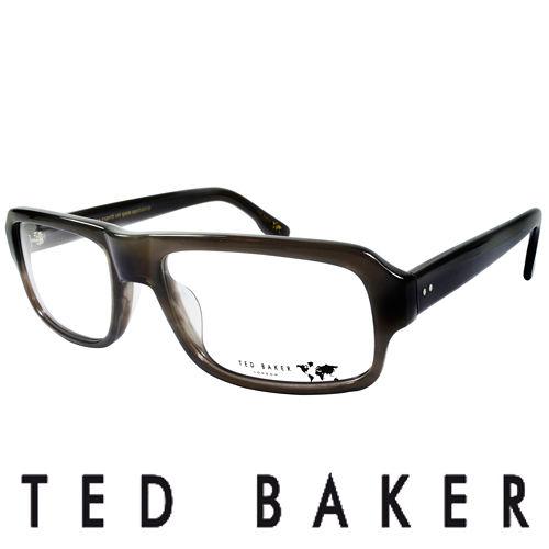 TED BAKER 倫敦  眼鏡  灰  TBG012~922
