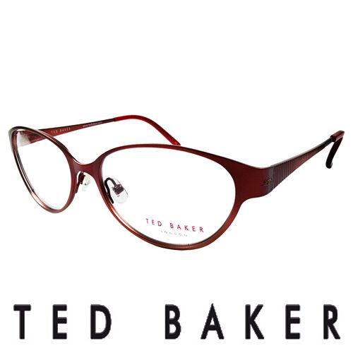 TED BAKER 英倫魅力 風格 眼鏡  紅  TB2193~239