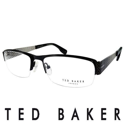 TED BAKER 英國 金屬 光學眼鏡  銀  TB4188~001