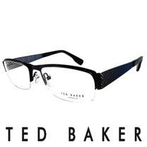 TED BAKER 英國時尚金屬造型光學眼鏡 (藍) TB4188-919