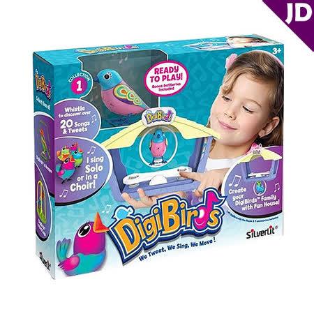 【Silverlit】知音鳥-遊戲屋組 DB88026 (隨機出貨)