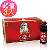 【正官庄】活蔘28D 10入禮盒 - 3盒組