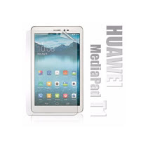 HUAWEI 華為 MediaPad T1 (S8-701) 高透光亮面耐磨保護貼