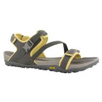 HI-TEC(女款)英國戶外水陸涼鞋-AURORA-黃O002974042