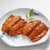 【富琳嚴選】安心好魚系列-蒲燒台灣鯛魚(腹排)(10組)免運