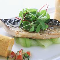 【富琳嚴選】安心好魚系列-正宗挪威薄鹽鯖魚片(6片入)免運
