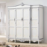 Bernice -凡賽斯法式6.3尺衣櫃