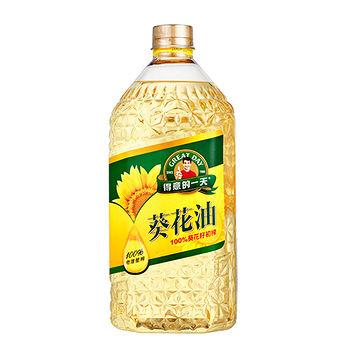 桂格得意的一天青春三元素葵花油 3.5L