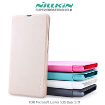 NILLKIN Microsoft Lumia 535 Dual SIM 星韵系列 開窗側翻皮套