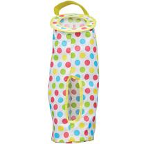 《KitchenCraft》塑膠袋收納袋(彩點)