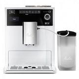 Melitta小型全自動咖啡機-CAFFEOⓇ CI 限定氣質白款