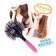 【星之冠】3D圓球捲髮梳