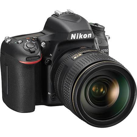 Nikon D750 24-120mm F/4G ED VR(公司貨)-送64G記憶卡+專用電池+強力吹球+擦拭布+專用拭鏡筆+專用快門線+減壓背帶+專用相機包+HDMI+熱靴蓋水平儀+皮質手腕帶