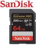 【代理商公司貨】SanDisk 64GB 95MB/s Extreme PRO SD SDXC UHS-I U3 C10 記憶卡