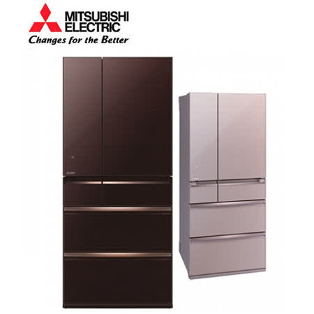 ★贈好禮★『MITSUBISHI』☆三菱 日本原裝705L 六門變頻電冰箱 MR-WX71Y