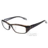 JAPONISM眼鏡 精品手工框#格紋棕JN487 C05