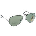 RAY BAN太陽眼鏡 (墨綠黑色) RB3025 L2823