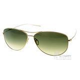 OLIVER PEOPLES太陽眼鏡 好萊塢星鏡(金-綠)# STRUMMER-F 3775