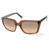 EMPORIO ARMANI太陽眼鏡 義式美學(咖啡棕)# EA4027 519818