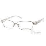 Masaki Matsushima光學眼鏡 β 鈦金屬系列(銀-白) #MF1181 COL2